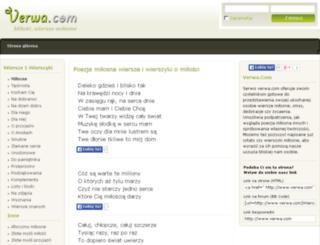 verwa.com screenshot