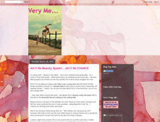 very-me-priya.blogspot.com screenshot