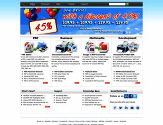 verypdf.com screenshot