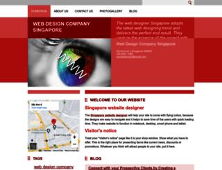 verzdesignsg.webnode.in screenshot