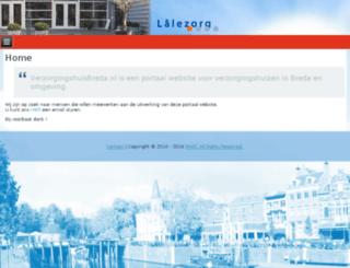 verzorgingshuisbreda.nl screenshot