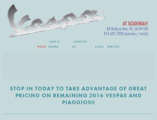 vespasf.com screenshot