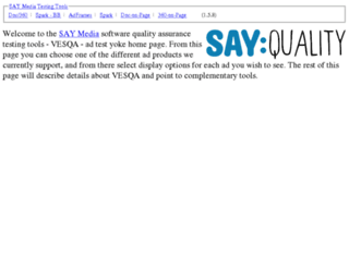 vesqa.com screenshot