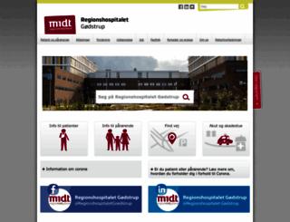 vest.rm.dk screenshot