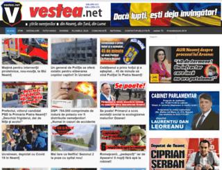 vestea.net screenshot
