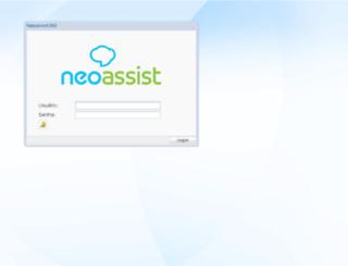 vestidotecaa.neoassist.com screenshot