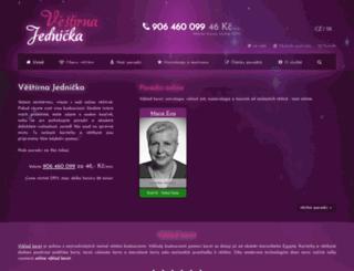 vestirna-jednicka.cz screenshot