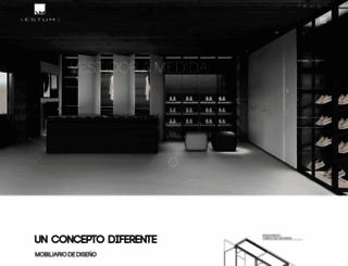 vestum.es screenshot