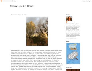 vesuviusathome.com screenshot