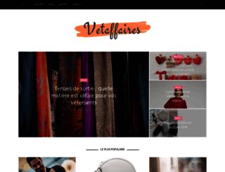 vetaffaires.fr screenshot