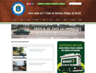 veteran.com.br screenshot