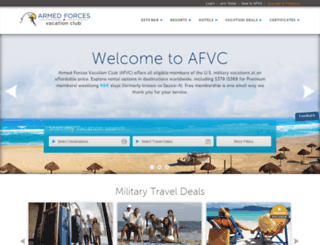 veteransholidays.com screenshot