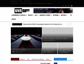 veteransnewsnow.com screenshot