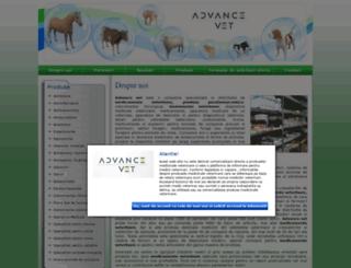 vetexpert.ro screenshot
