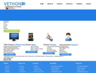 vethon.net screenshot