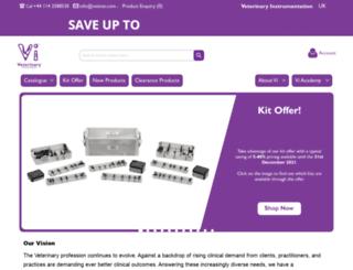 vetinst.com screenshot