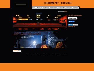 vettritheatres.com screenshot