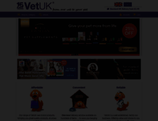 vetuk.co.uk screenshot