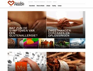 vetvrij.com screenshot