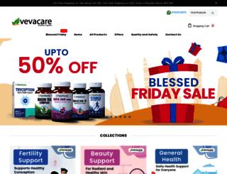 vevacare.com screenshot