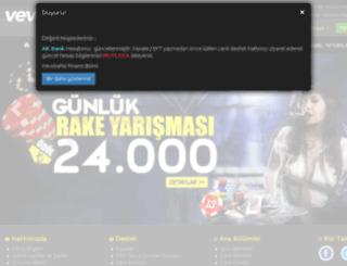 vevobahis1.com screenshot