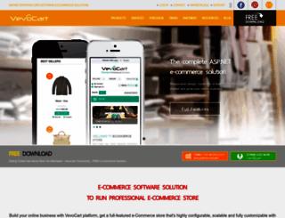 vevocart.com screenshot