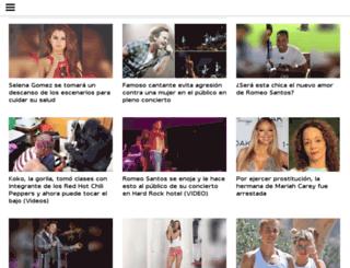 vevomusic.net screenshot