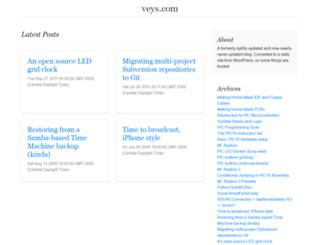 veys.com screenshot