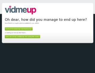 vezarateershad.vidmeup.com screenshot