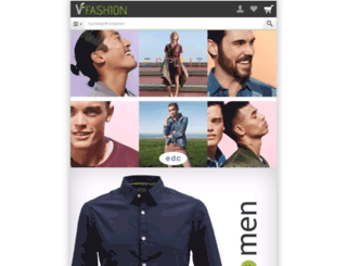 vf-fashion.com screenshot