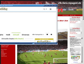 vfb-fans.repage4.de screenshot