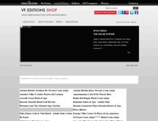 vfeditions.com screenshot