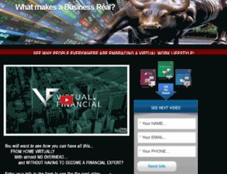 vfgdemo.vfgpro.com screenshot