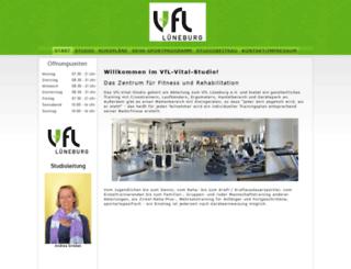 vfl-vital.de screenshot
