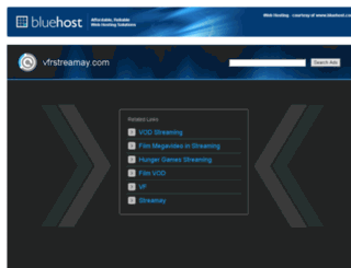 vfrstreamay.com screenshot