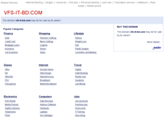vfs-it-bd.com screenshot