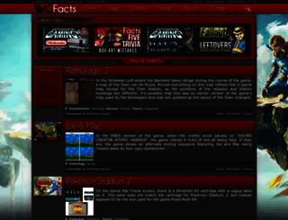 vgfacts.com screenshot