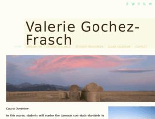 vgfrasch.snappages.com screenshot