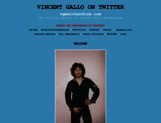 vgmerchandise.com screenshot