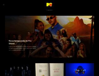 vh1brasil.uol.com.br screenshot