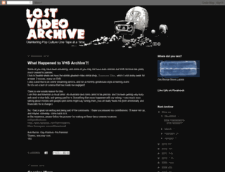 vhsarchive.blogspot.com screenshot