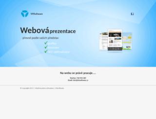 vhsoftware.cz screenshot