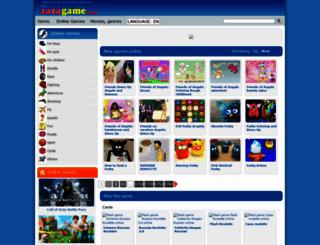 vi-en.zazagame.com screenshot