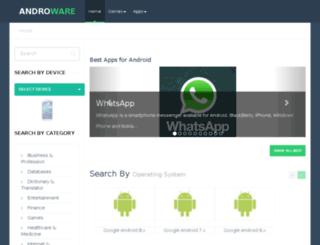 vi.androware.net screenshot