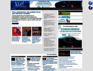 vi.cl screenshot