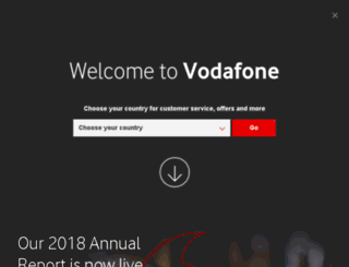 via.vodafone.com screenshot