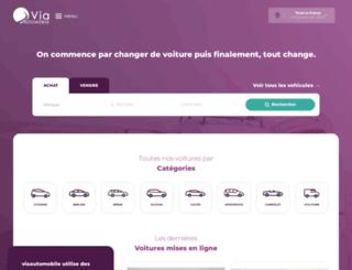 viaautomobile.com screenshot