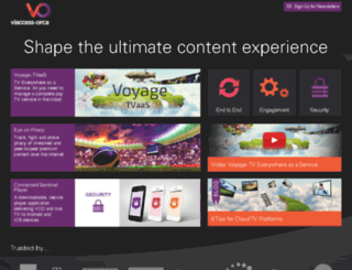viaccess.com screenshot