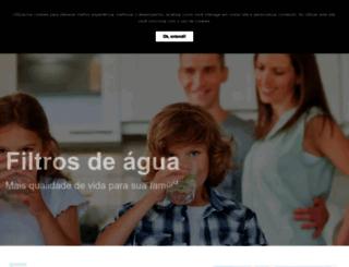 viafiltros.com.br screenshot