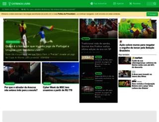 viagem.catracalivre.com.br screenshot